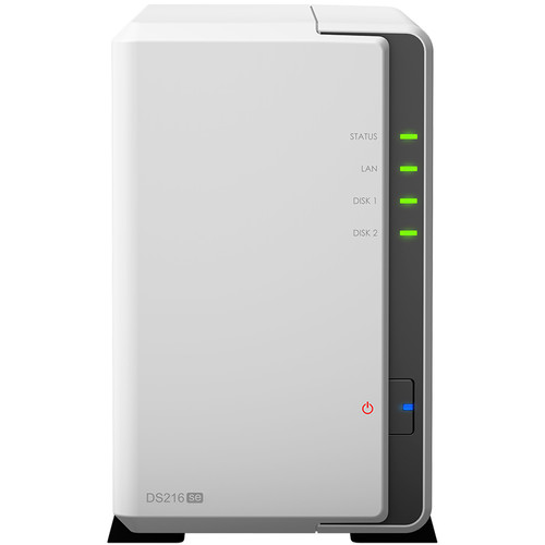 Synology DiskStation DS216se - Buy Computers Online, Buy Servers, Buy  Software Singapore