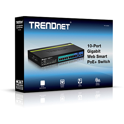 TRENDnet TPE-1020WS Switch Windows 8 X64