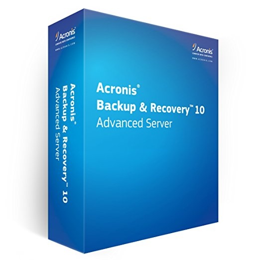 Acronis Backup Advanced for Server Subscription, 1 Year