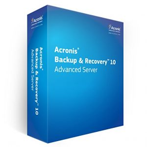 Acronis Backup Advanced for workstation Subscription, 1 Year