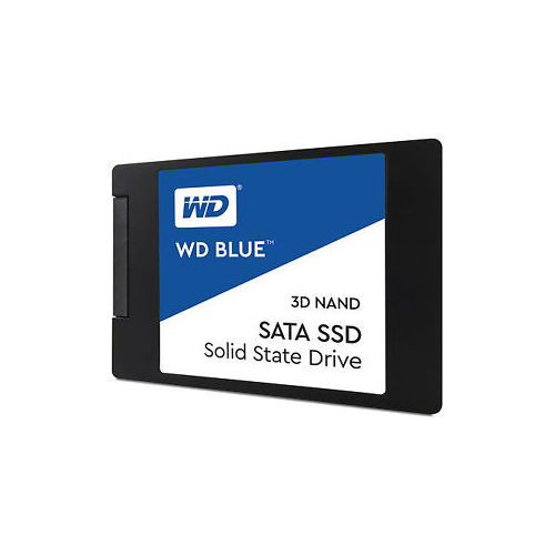 WD BLUE 3D NAND SSD SATA