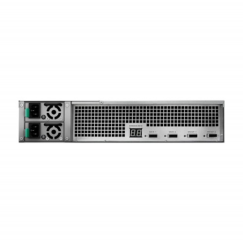Synology High-Availability 12-Bay Rack Mount Expansion Unit (RX1216sas) 3