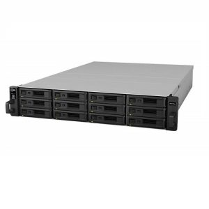 Synology High-Availability 12-Bay Rack Mount Expansion Unit (RX1216sas)