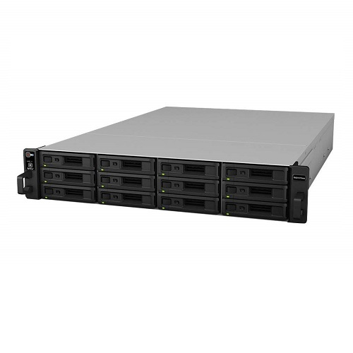 Synology Rack Station 12-Bay Rack Mount Expansion Unit (RXD1215sas)